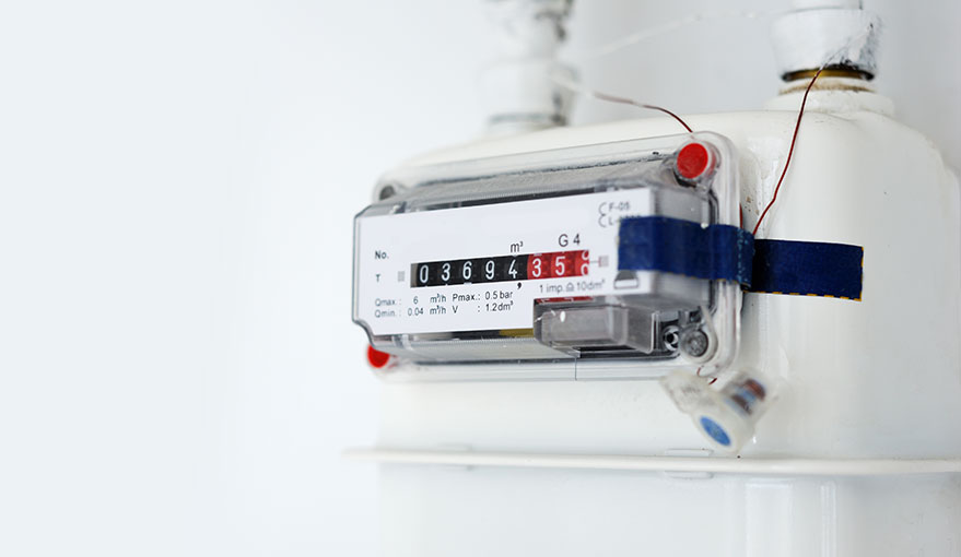 Gaszähler - Gasinstallation Cottbus | WWI Cottbus - Haustechnik Cottbus
